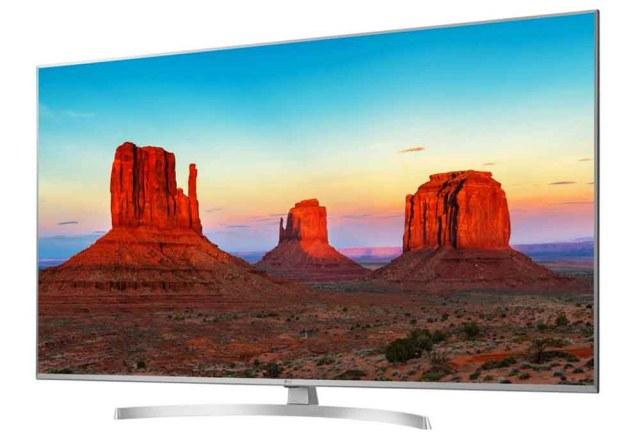 TV LG 65UK7550