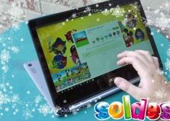 Offre promotionnelle Solde d'Hiver sur le Laptop 2 en 1 Acer ChromeBook CB5 312T | Seulement 349 €