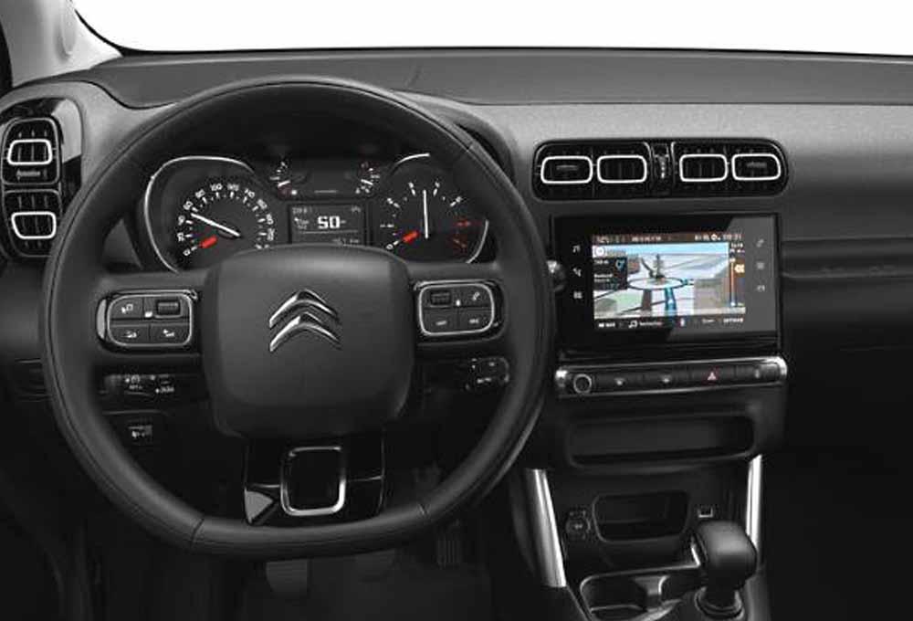 GPS Citroën C3 Aircross