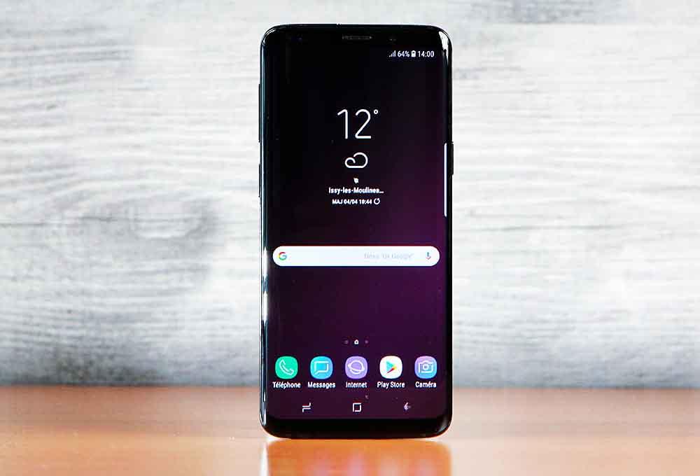 Promotion Samsung S9