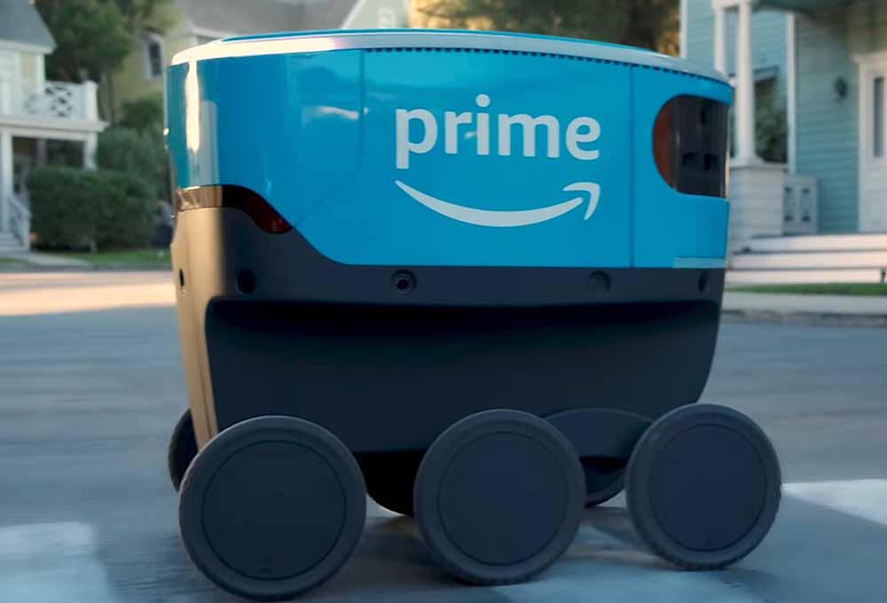 Robot autonome Scout