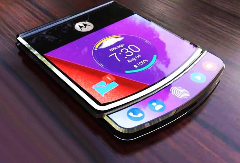 Motorola Razr à écran pliable