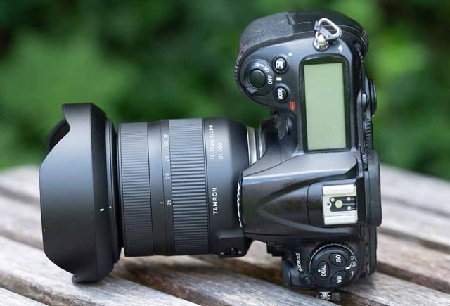 Tamron Zoom 17 35 mm