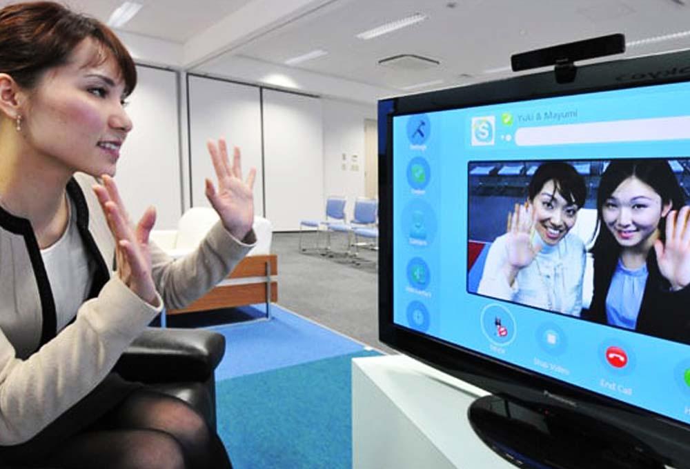configurer Skype