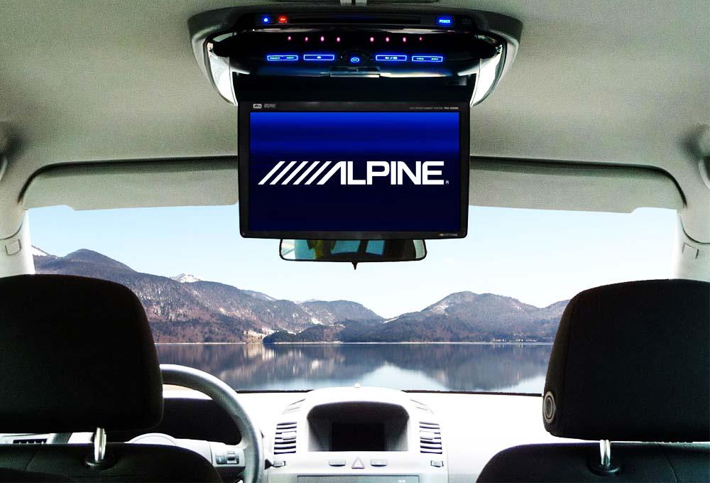 installer un lecteur DVD pour auto