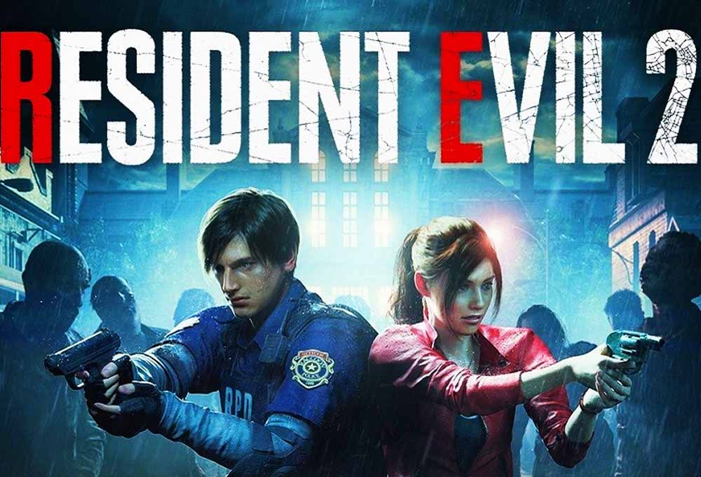 Résident Evil 2 sur PS4