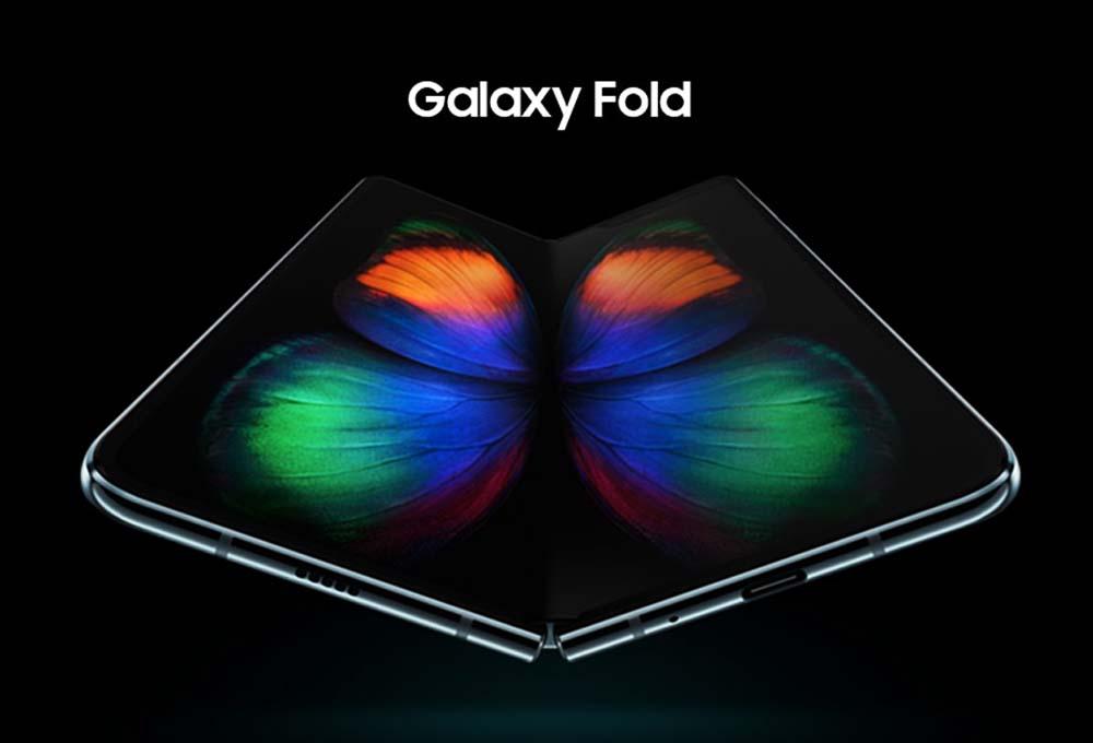 Smartphone Galaxy Fold