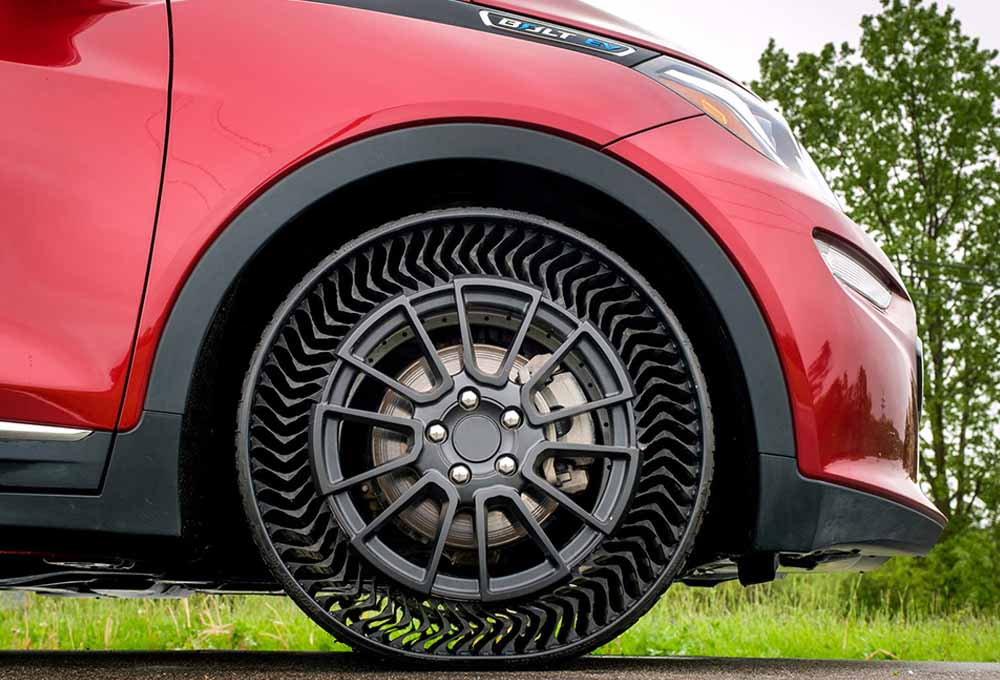 Puncture Proof Airless Tire