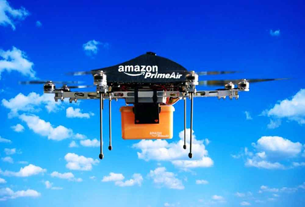 Drones livreur Amazon