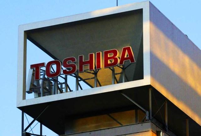 Toshiba et Western Digital