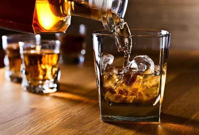 Whisky de contrefaçon