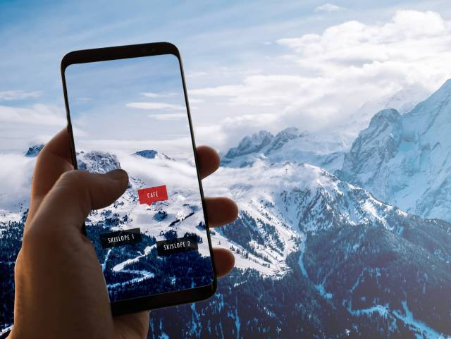 smartphone et ski incompatible
