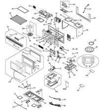 solved ge spacesaver microwave fuse