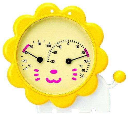 立減200日元,貝親卡通溫度濕度測量器-日淘值得買