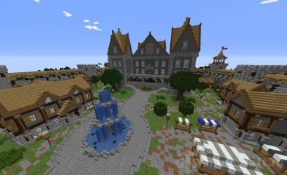 Download My Little Kingdom map for Minecraft 1 15 2/1 14 4/1 13 2 for free