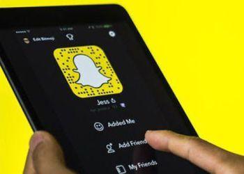 Snapchat-lista-amici