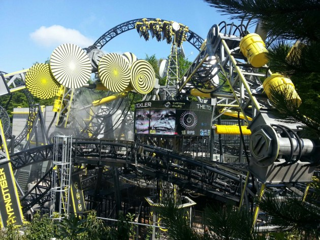 alton towers meilleur parc europe