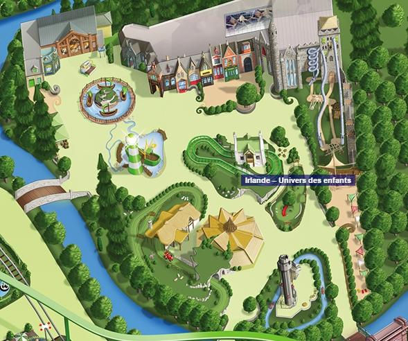 nouveauté 2016 europa park