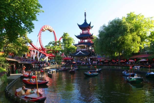tivoli gardens meilleur parc europe