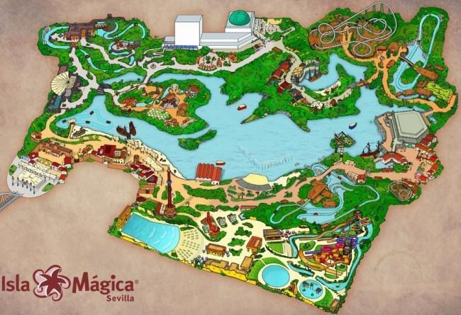 Plan Isla Magica