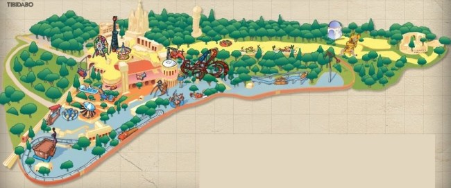 plan Tibidabo