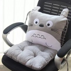 Thick Chair Cushions Caning Kit China Shopping Get Quotations Cartoon Cushion Cute Car Seat Dining Office Pad Student