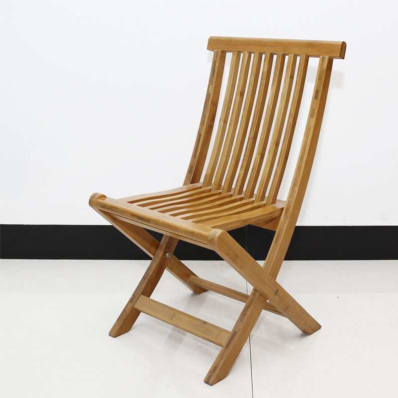 folding wooden chairs classy bean bag china wood shopping guide get quotations bamboo chair portable learning milinglong curved fishing