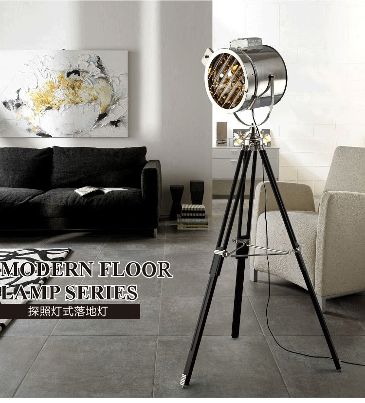 light stand for living room target chairs china stage shopping guide at get quotations ben choi door creative personality american searchlight lights photography tripod floor
