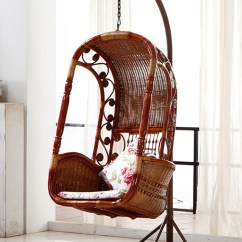 Hanging Chair Decor Ikea Stockholm Dining China Blue Shopping Guide At Gardens Home Wicker Balcony Rattan Swing