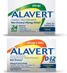 Alavert – Tablets, Non-Drowsy Allergy Relief