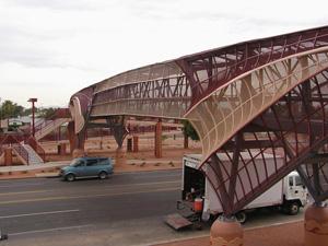 Aashto Pedestrian Bridge Design Example