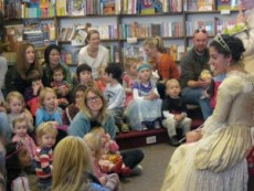 Storytime with Angela Whited @ Red Balloon Bookshop