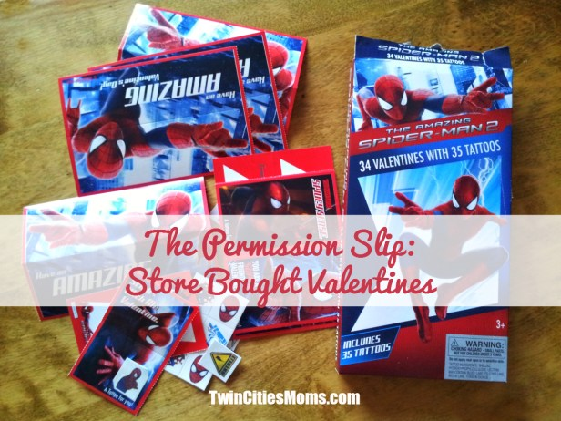 The Permission Slip Store Bought Valentines Twin Cities Moms