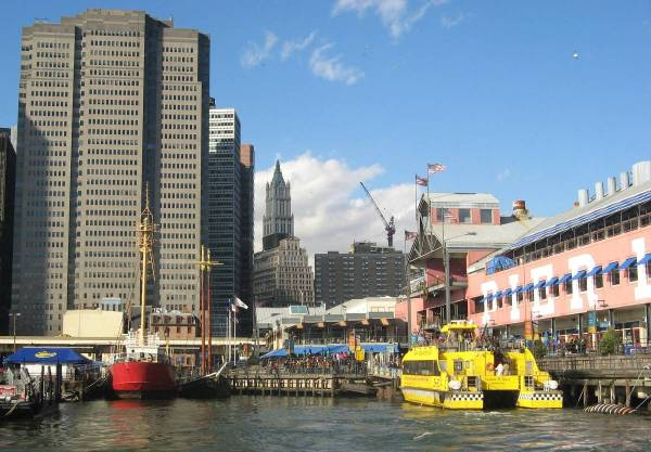 South Street Seaport - York City Guide2travel.ca