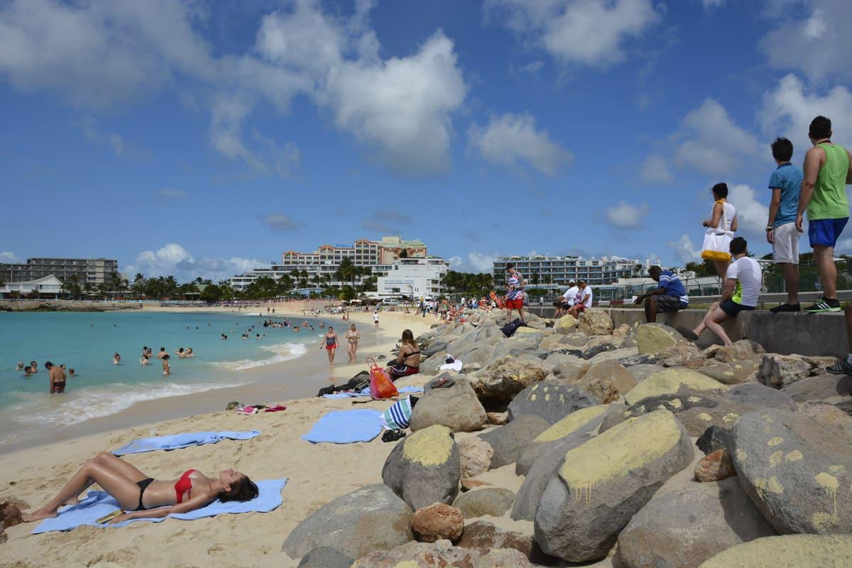 caribbean beach adventure for