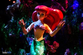 Ariel - Journey of the Little Mermaid - Magic Kingdom Attraction