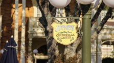 Main Street Vehicles 2 - Jitney Sign - Magic Kingdom Attraction
