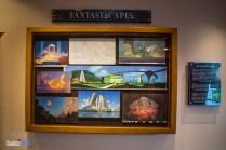 Fantasyscapes - Magic of Disney Animation - Hollywood Studios Attraction