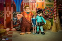 Wreck It Ralph - Magic of Disney Animation - Hollywood Studios Attraction
