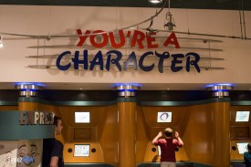 You're A Character - Magic of Disney Animation - Hollywood Studios Attraction