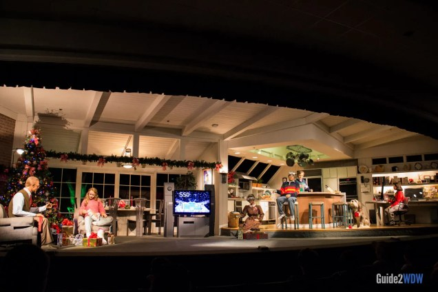 Future Scene - Carousel of Progress