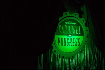 Carousel of Progress Logo - Magic Kingdom Attraction