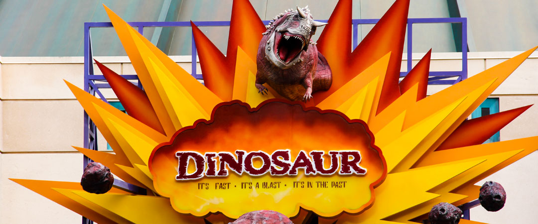 Dinosaur - Animal Kingdom Ride