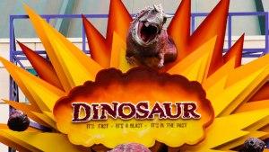 Dinosaur - Animal Kingdom Ride