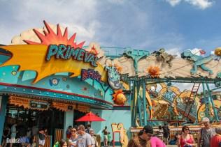 Primeval Whirl - Animal Kingdom Attraction