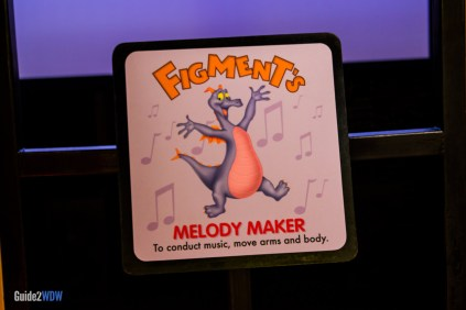 Figment's Melody Maker - ImageWorks - Epcot Attraction