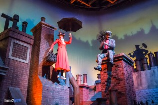Mary Poppins - Great Movie Ride - Disney Hollywood Studios Attraction