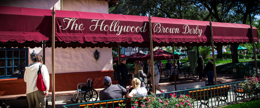Hollywood Brown Derby - Hollywood Studios Restaurant
