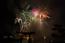 Illuminations Fireworks - Epcot 4