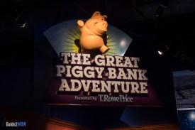 Great Piggy Bank Adventure - Innoventions - Walt Disney World